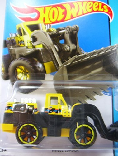 Hot Wheels Wheel Loader Hw City 8/250 - 1