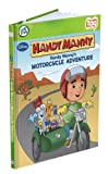 LeapFrog Tag Book: Disney Handy Manny's Motorcycle Adventure (Works with LeapReader)