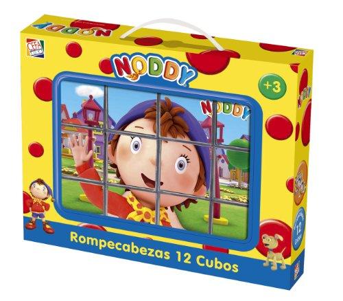 Imagen principal de Cefa 88221 - Romp. Noddy 12 Cubos