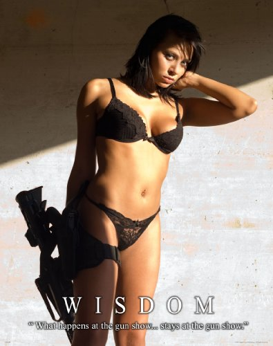 Military Motivational Poster Art Print 11X14 2Nd Amendment Sexy Women Marines Army Soldier Sniper