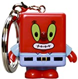 "Nickelodeon Mr. Krabs 1.5"" Vinyl Collectible Keychain"