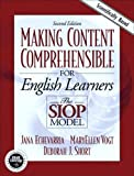 Making Content Comprehensible for English Language Learners: The SIOP Model, Second Edition (0205386415) by Jana Echevarria