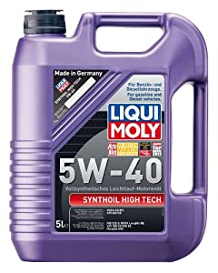 Liqui Moly 1307 Synthöl High Tech Motoröl 5 W-40  5 Liter