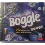 Boggle: 5 Explosive Word Search Games - Jewel Case (PC)