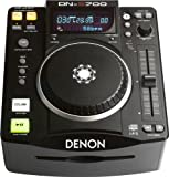 Denon DN-S700 Tabletop CD and MP3 Player