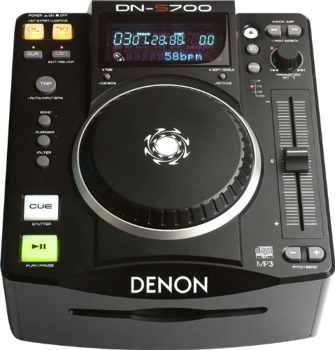 Sale!! Denon DN-S700 Tabletop CD and MP3 Player