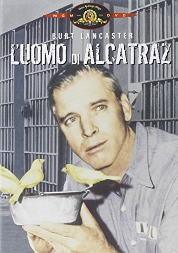 L'uomo di alcatraz [IT Import]