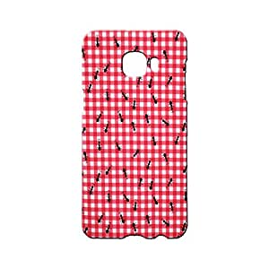 BLUEDIO Designer Printed Back case cover for Samsung Galaxy C5 - G4353