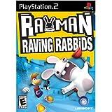 echange, troc Rayman: Raving Rabbids (PS2) [import anglais]