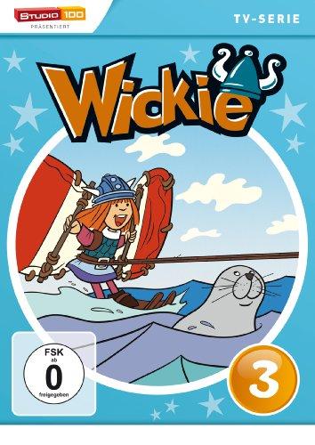 Wickie und die starken Männer - DVD 3, Folge 14-20