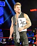 "Chris Jericho (holding the ""List"") - WWE Photo 8x10"