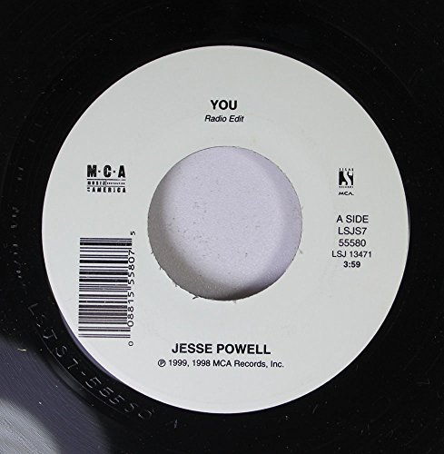 Jesse Powell You Mp3 Download: Jesse Powell CD Covers