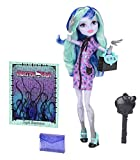 Toy - Mattel Monster High BJM62 - New Scare-mester Twyla, Puppe