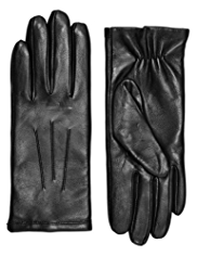 M&S Collection Leather Gloves