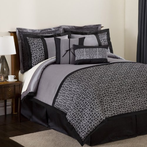Color Decorating Tips for Gray, Black and Silver Bedrooms - InfoBarrel