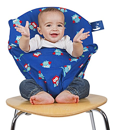 Tot Seat Chair Harness - Night Owl