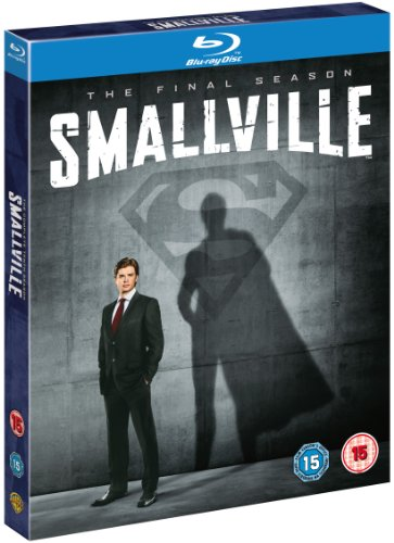 Smallville – Season 10 [Blu-ray][Region Free]
