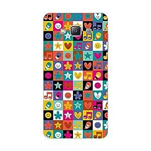 Giftroom Samsung A7 back case Cover, Premium Quality Designer Printed 3D Lightweight Slim Matte Finish Hard Case Back Cover for Samsung A7 - Giftroom-832
