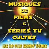 100 musiques de films & génériques TV cultes revisitées (Reprises)