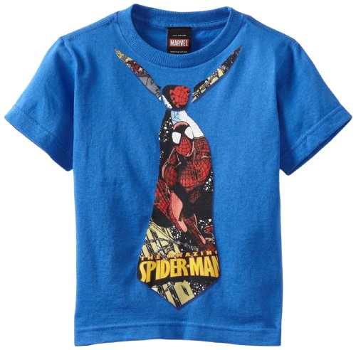 The Amazing Spider-man Necktie Web Juvy T-Shirt