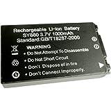 """Easypix 1467 Lithium Batterie """"GoXtreme Accessory"""""""