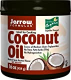 Jarrow Organic Coconut Oil (473ml)