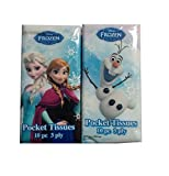 Disney Frozen 2 Pack Pocket Tissues