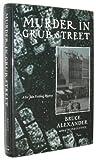 img - for Murder in Grub Street (Sir John Fielding) Hardcover October 31, 1995 book / textbook / text book