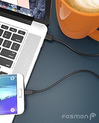Fosmon Vivid Series Micro USB Cable - 2.1V