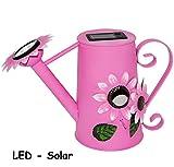 1-Stck--Solar-Leuchte-Giekanne-Blumen-bunt-mit-LED-Licht-Garten-Wetterfest-fr-Auen-Metallgiekanne-Figur-Gartendeko-Solarleuchte-Solarbetrieben-Solarblume-Dekofigur-Kanne-Laterne-Gartenleuchte-Auenbele