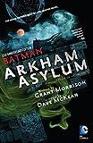 Grant Morrison Batman Arkham Asylum 25th Anniversary TP