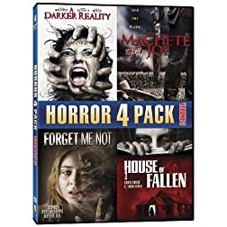 Horror Quad Feature 3