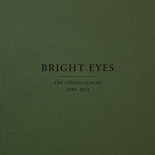 Bright Eyes - The Studio Albums 2000-2011 (Limited Edition, 6 album / 10 Colored LP Box Set, Includes Download)