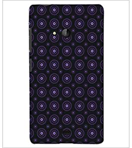 PrintDhaba Pattern D-5117 Back Case Cover for MICROSOFT LUMIA 540 (Multi-Coloured)
