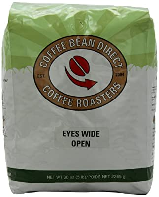 Coffee Bean Direct Blend, Whole Bean Coffee, 5 Pound