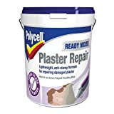 Polycell PRPS25L 2.5L Plaster Repair Polyfilla Ready Mixed