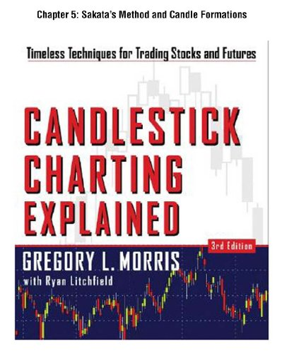 Candlestick Charting Explained, Chapter 5: Sakata's Method and Candle Formations