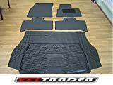 Honda Stream (01-05) FULL RUBBER CAR & BOOT MAT SET