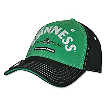 Guinness Trademark Opener Cap Black & Green