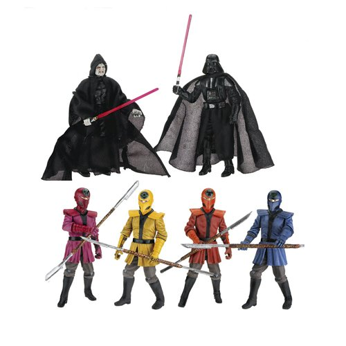 Star Wars Clone Wars Action Figure The Legacy Collection: Crimson Empire