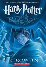 Harry Potter And The Order Of The Phoenix de J.K. Rowling, Edición en Inglés