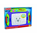 Fisher-Price Classic Doodler with 2 Stampers - Purple