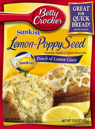 Betty crocker lemon cake mix recipes