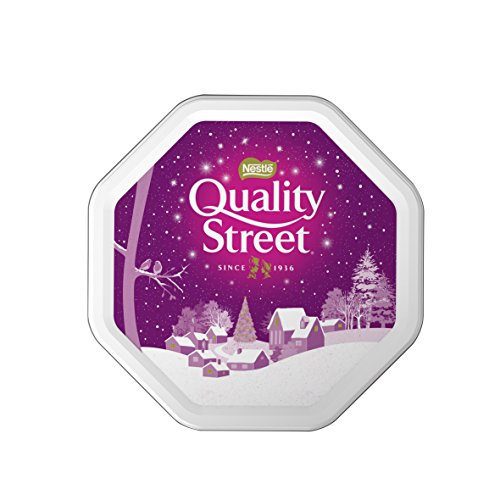 Nestle - Quality Street Christmas Tin - 1.3Kg (Quality Chocolate compare prices)