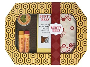 Burt's Bees Travel Basics Kit