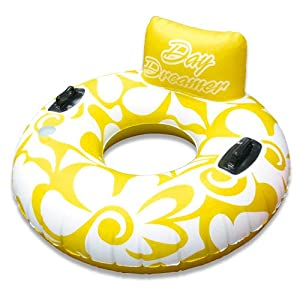 Poolmaster Day Dreamer Lounge - Yellow at Sears.com