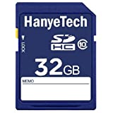 SDHC 32GB クラス10 class10 カード 超高速ハイビジョン録画対応 ノーブランド品