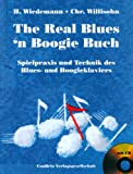 echange, troc Wiedemann - The Real Blues'n Boogie Buch.