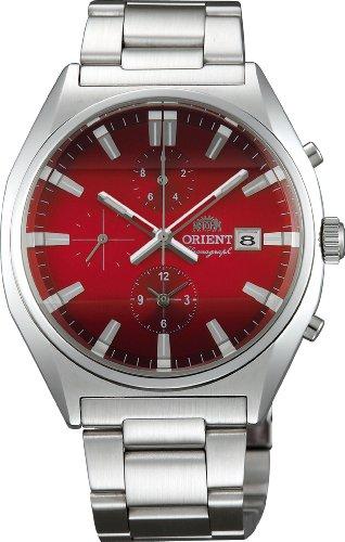 [オリエント]ORIENT 腕時計 NEO70's FOCUS フォーカス クロノグラフ WV0241TT メンズ
