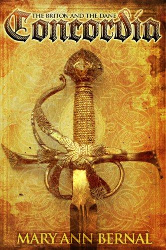 Book: The Briton and the Dane - Concordia by Mary Ann Bernal